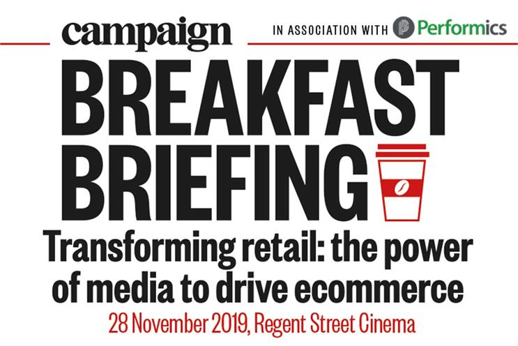 L'Oreal, Dunelm and Performics to star at transforming retail event