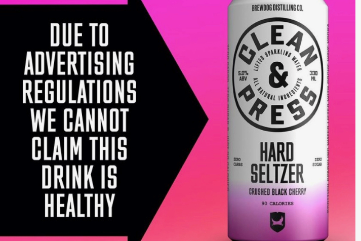 BrewDog: Instagram ad banned for misleading health claims