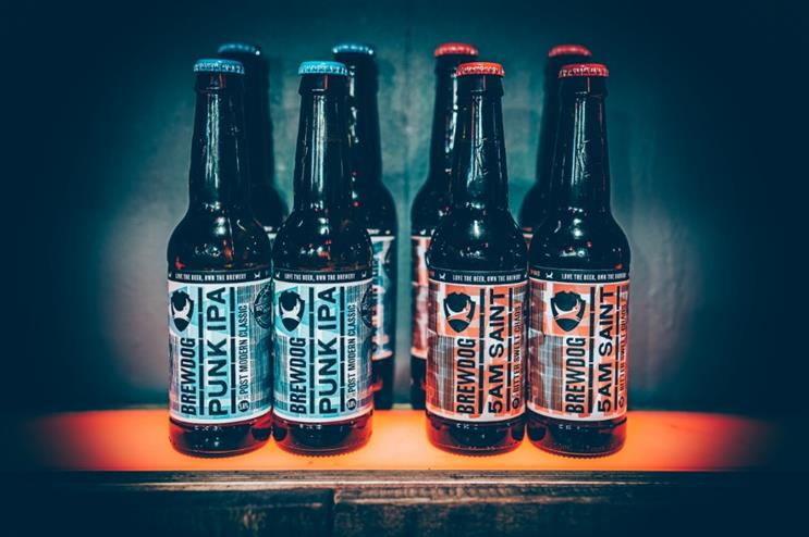 Beers from Brewdog's London venues are now available to order via Deliveroo (brewdog.com)