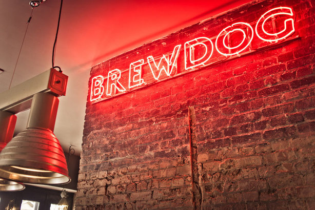 Brewdog U-turn over legal threat to 'Lone Wolf' pub
