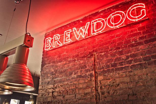 Brewdog U-turn over legal threat to 'Lone Wolf' pub
