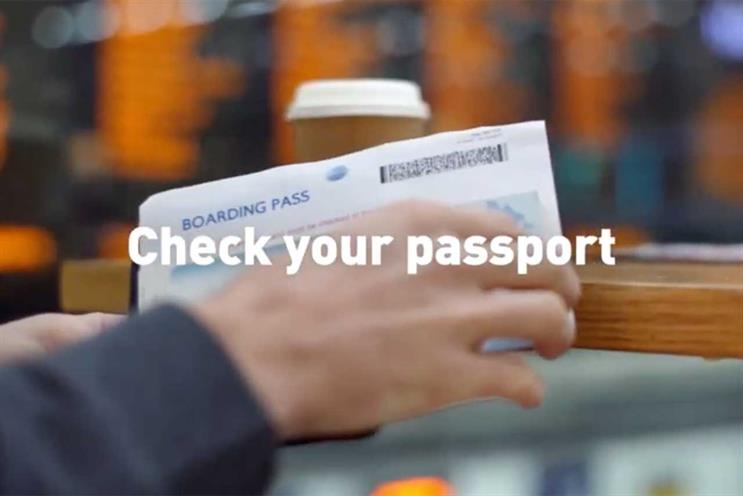 'Get ready for Brexit': TV ad reminds viewers to check their passports
