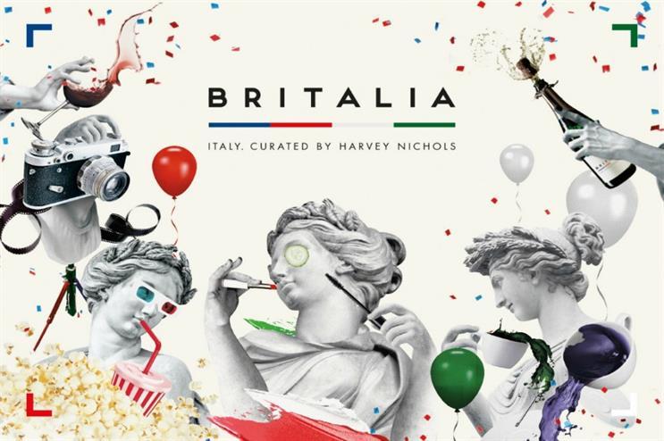Ciao Britalia: celebrating all things Italian