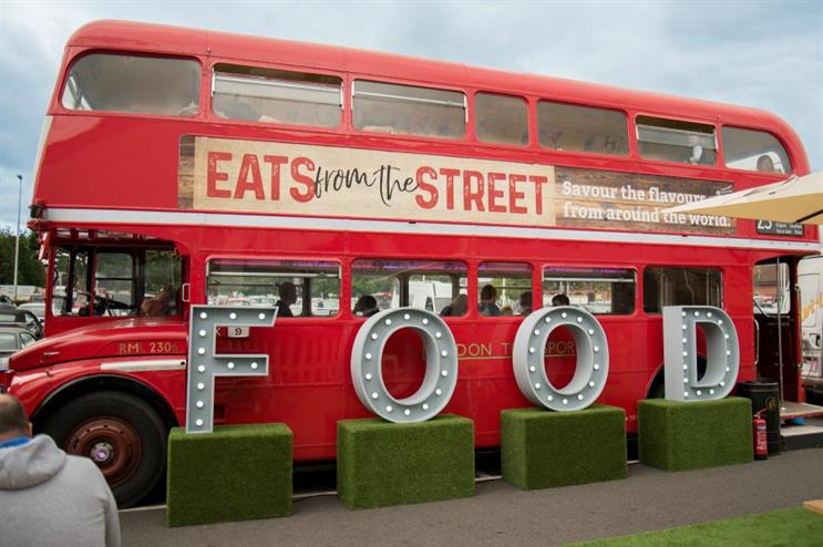 British Land hosts 'Eats from the Street' summer tour