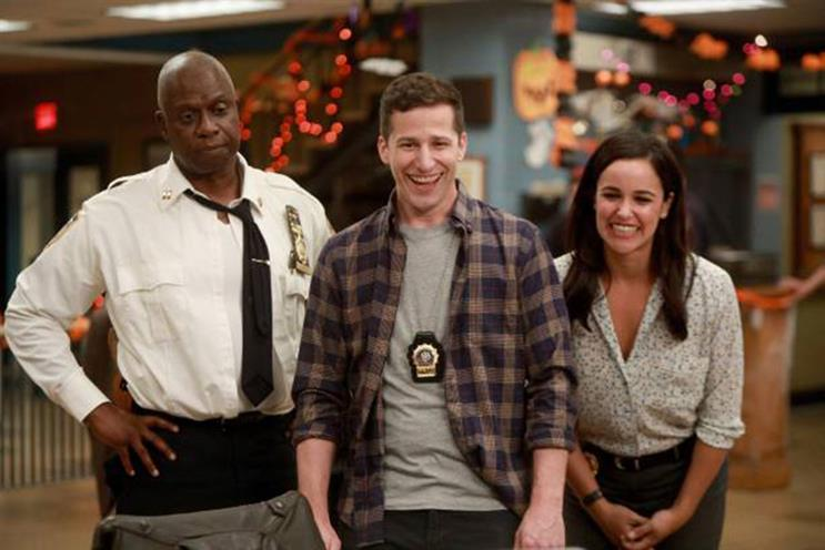 Brooklyn Nine-Nine: set in New York police department (Picture: Getty Images/Fox)