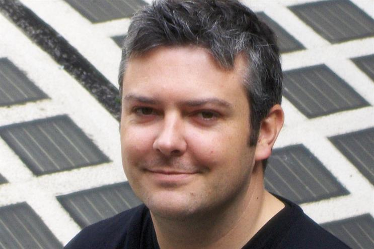 Jon Buckley: joins Cheil UK as its first head of social