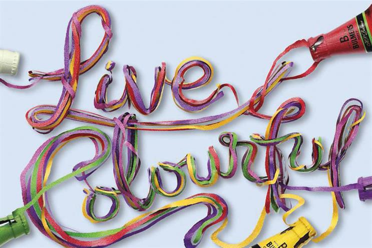 Bulmers: Adam & Eve/DDB created the 'Live colourful' campaign in 2014