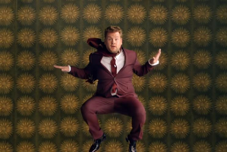Burberry: 'Festive Film', celebrating 15 years of  Billy Elliot, features stars including James Corden
