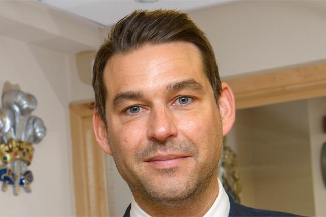 Paul Wilkinson: new Barbour head of marketing