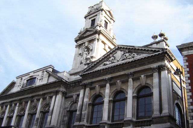 Shoreditch town hall: the district is home to Tech City