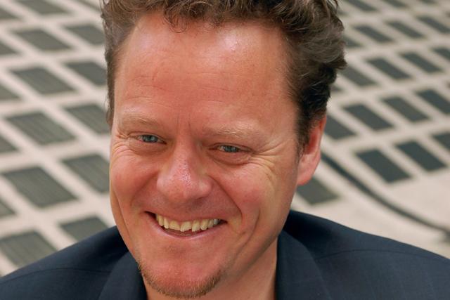 Matt Morley-Brown, creative director, Archibald Ingall Stretton