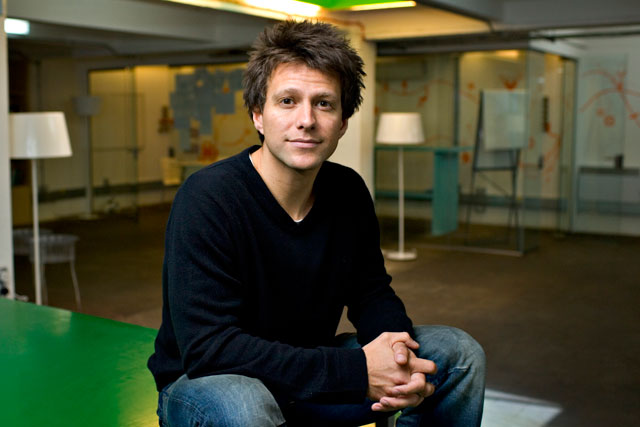 Seb Royce: leaving Glue Isobar but expected to remain in advertising