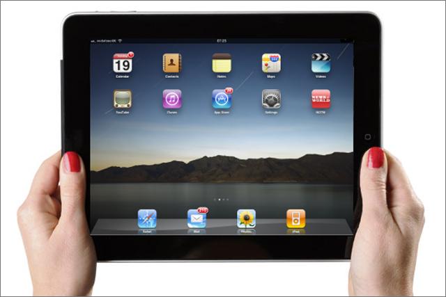 Apple iPad: Sky News develops exclusive app