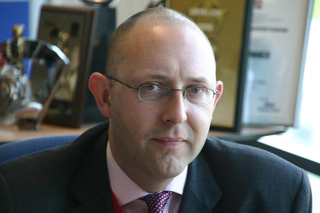 Ian Armstrong: joining Jaguar as global communications director