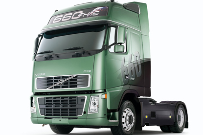 Volvo…called a pitch for its pan-European account