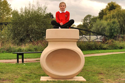 Marmite: creates shrine in Burton-on-Trent