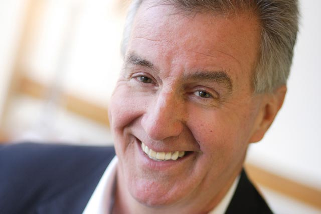 Mike Hughes: director general of ISBA