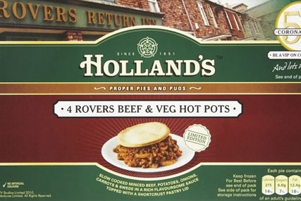Holland's: launches first TV campaign in 10 years