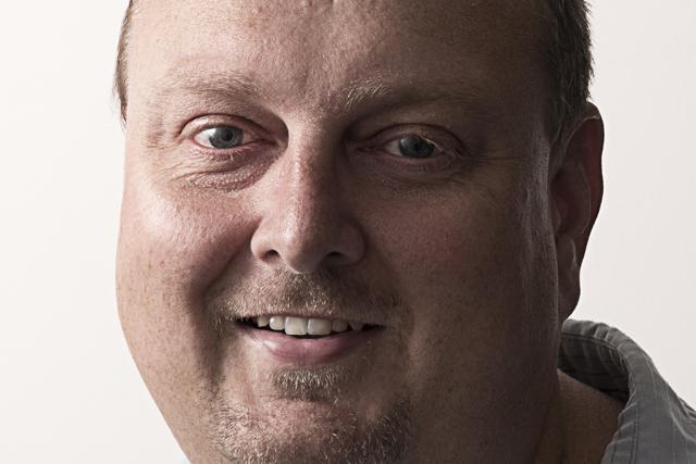 Matt Muller, technical director, Wunderman