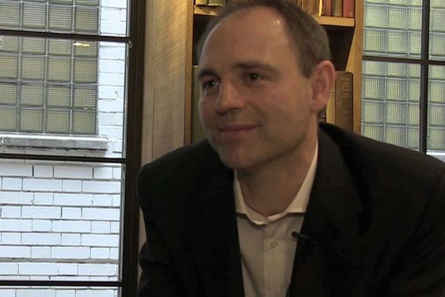 Ian Cranna, vice president marketing and category UK&I, Starbucks