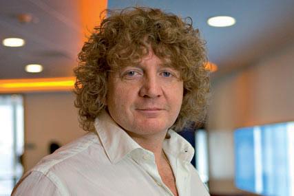 ITV brand partnership director Gary Knight