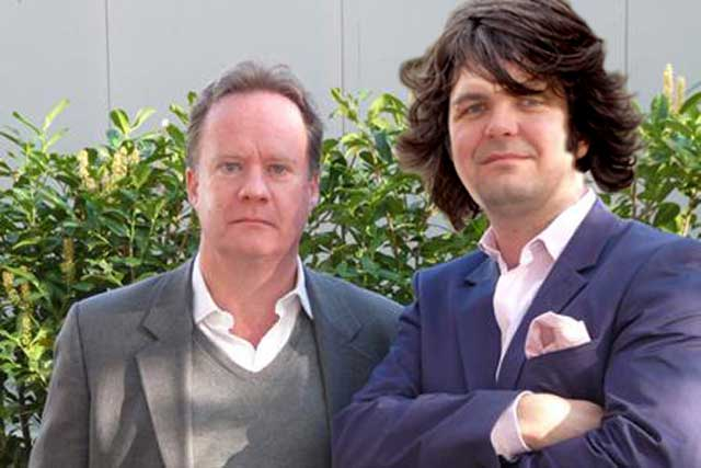 The real Laurence Llewelyn-Bowen and Terry McCann?