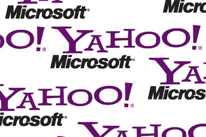 Yahoo Microsoft sign 10 year deal