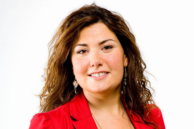 Reemah Sakaan: becomes ITV's first head of network marketing