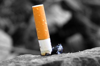 Pfizer...media pitch on anti-smoking campaign