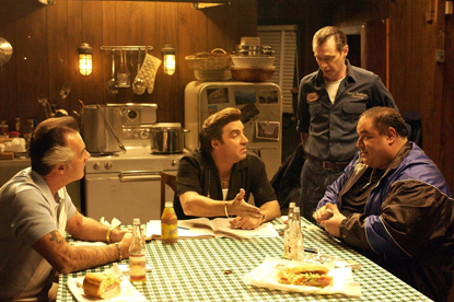 The Sopranos…HBO show