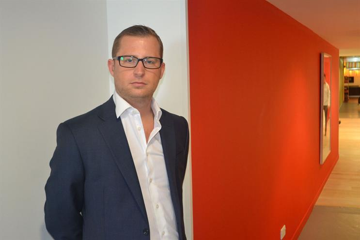 Mark South: joins OgilvyOne as as regional director of strategic services EAME