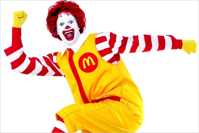Ronald McDonald: burger chain mascot set for comeback