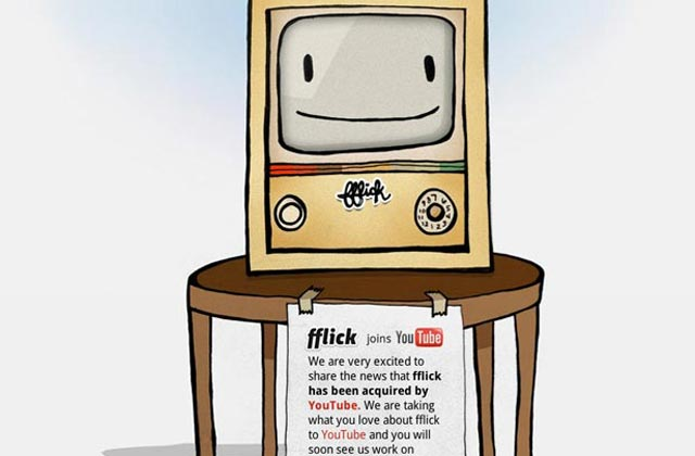 Google: acquires Flick for a reported $10m