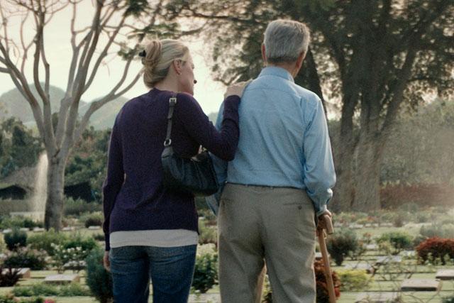 National Lottery: TV ad features a World War II veteran's return to Burma
