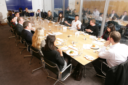 Experiential roundtable