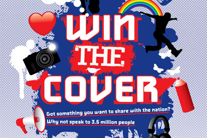 Metro: launches Win the Cover competition