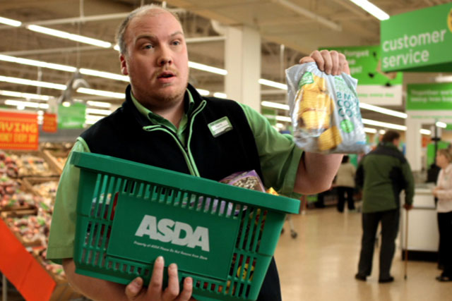 Asda appoints Carat to media account