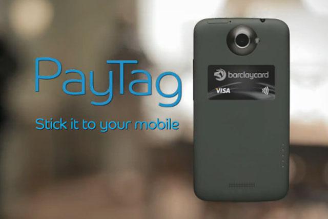 Barclaycard: rolls out PayTag