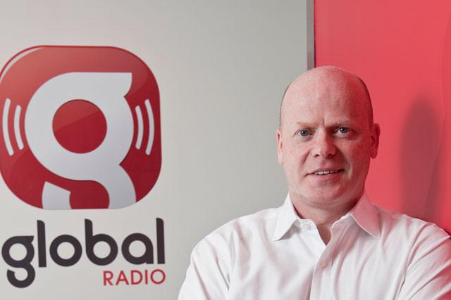 Mike Gordon from Global Radio