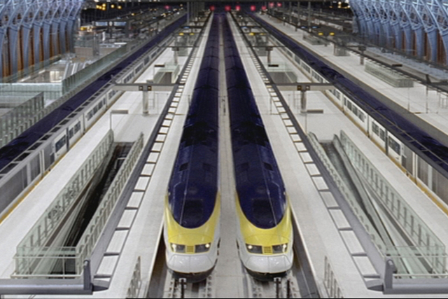 Eurostar: one of the latest brands to launch a promoted tweet
