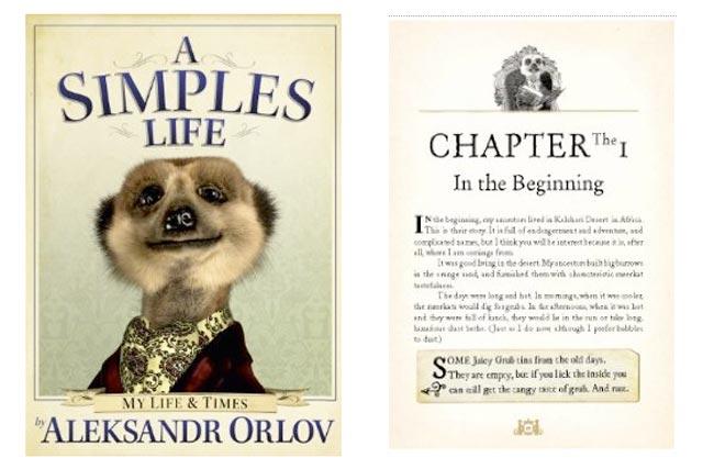 Orlov: soaring up the Bookseller Christmas chart