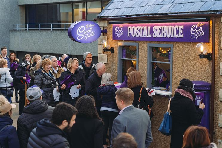 Cadbury: pop-up to appear in multiple cities