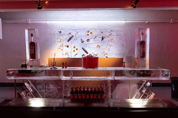 Campari: celebrating link between the brand and Negroni