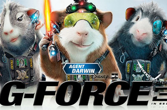Disney Promotes G Force Animated Film With Virgin Media Hijack