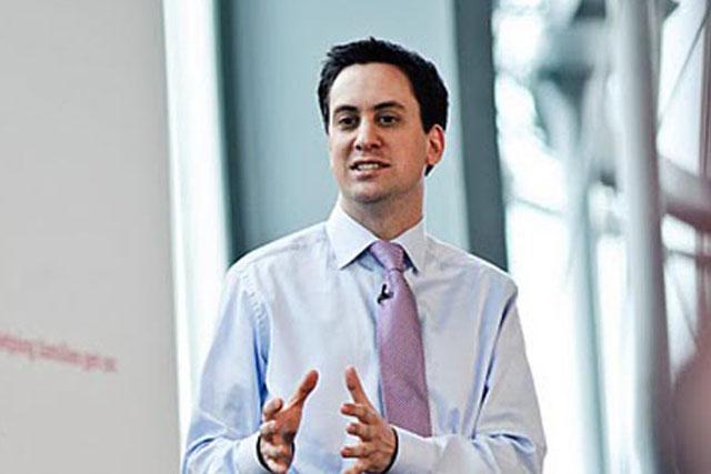 Ed Miliband: criticises Google's tax affairs