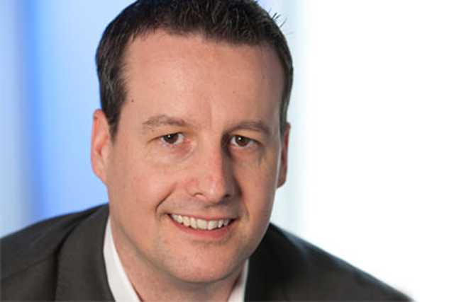 Rob Orr: managing director of UK & Ireland at Blackberry