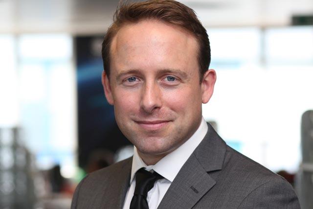 Robert Doel: joins CBS Outdoor