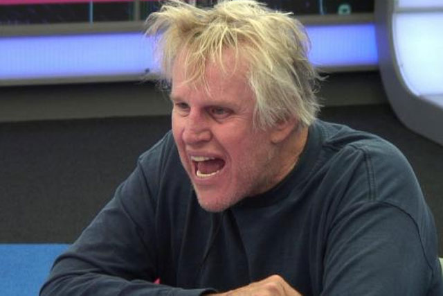 Celebrity Big Brother: Gary Busey in Channel 5's summer show