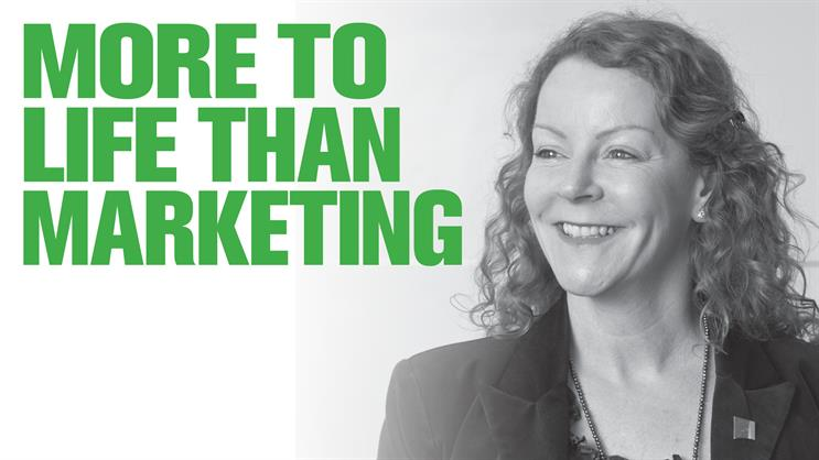 Aviva's Amanda Mackenzie says marketers need to be more commercial and ambitious