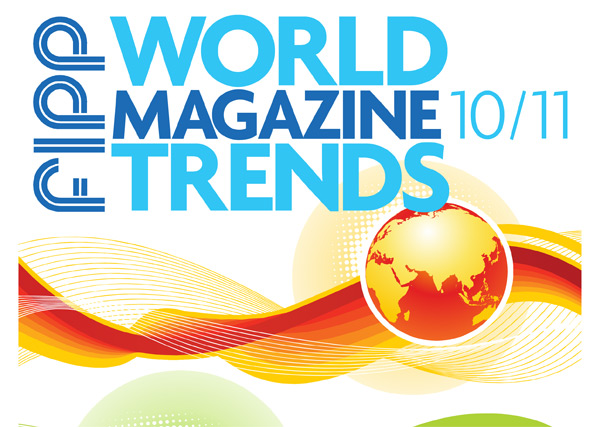 FIPP's World Magazine Trends: details 48 markets